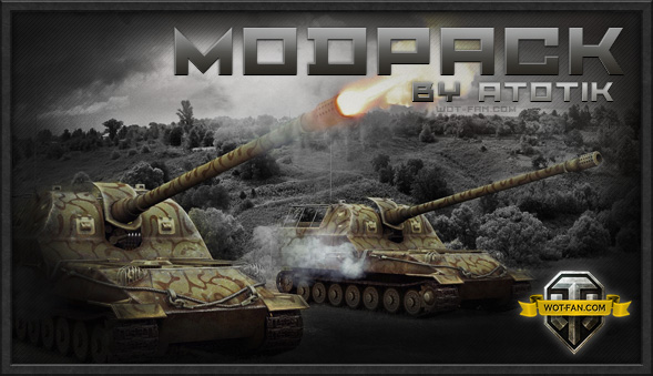 Modpack  Update 101 для World of Tanks 0.9.5
